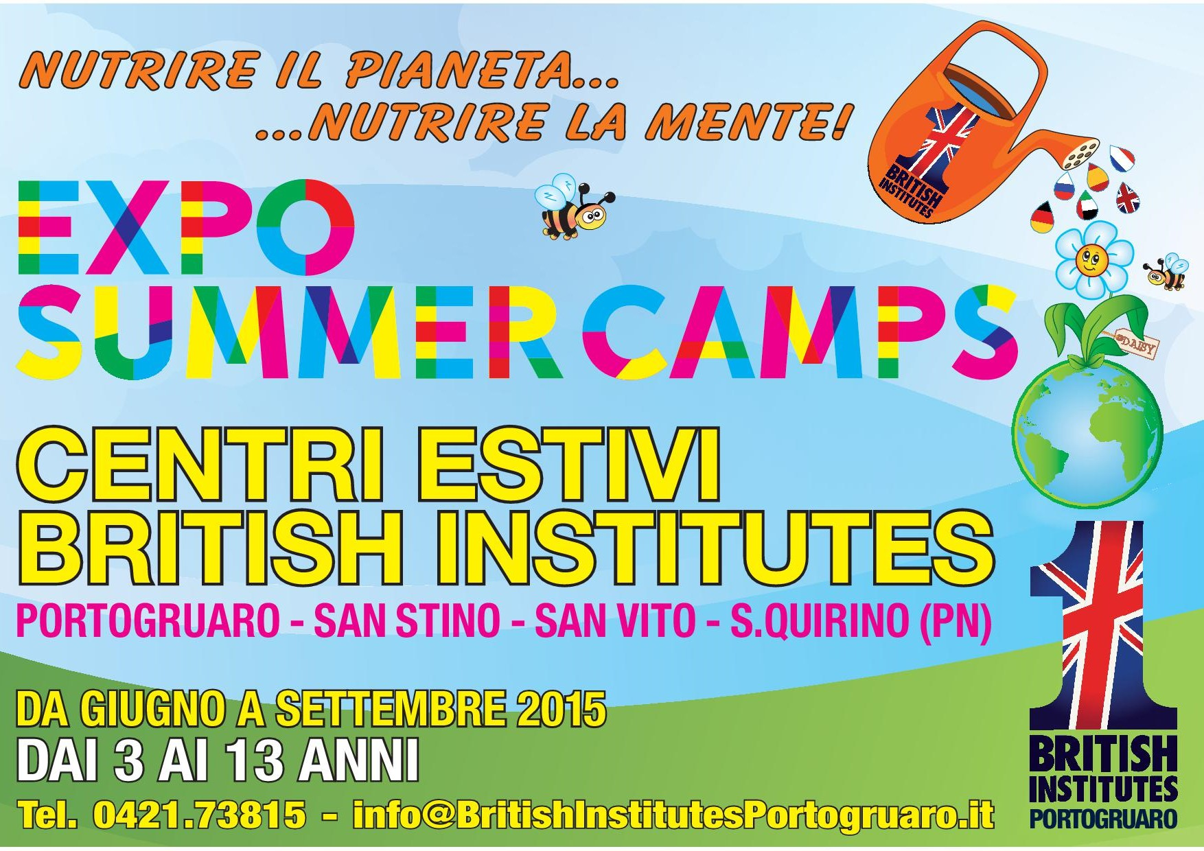 Expo Summer Camps 2015