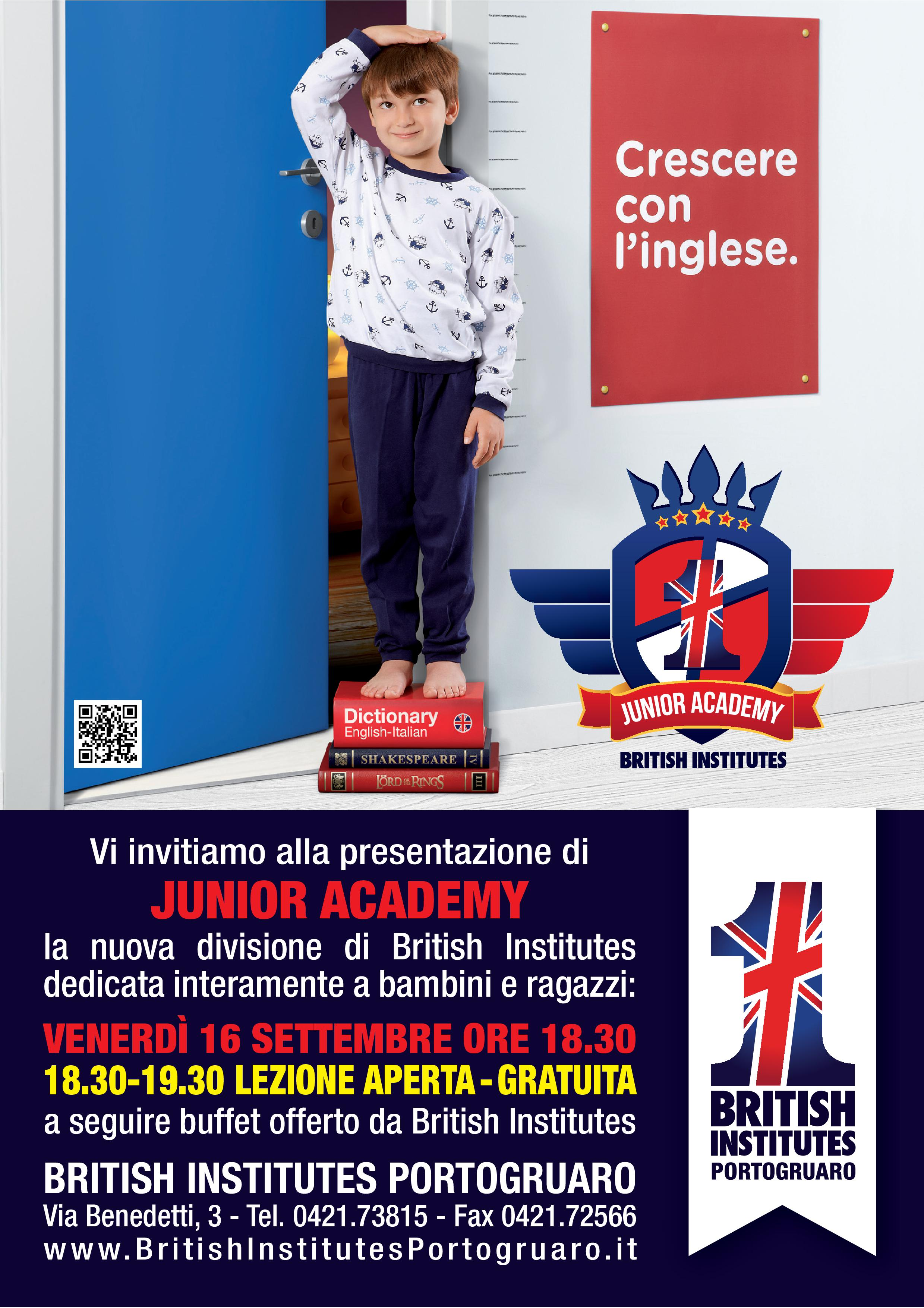 Volantino Junior Academy