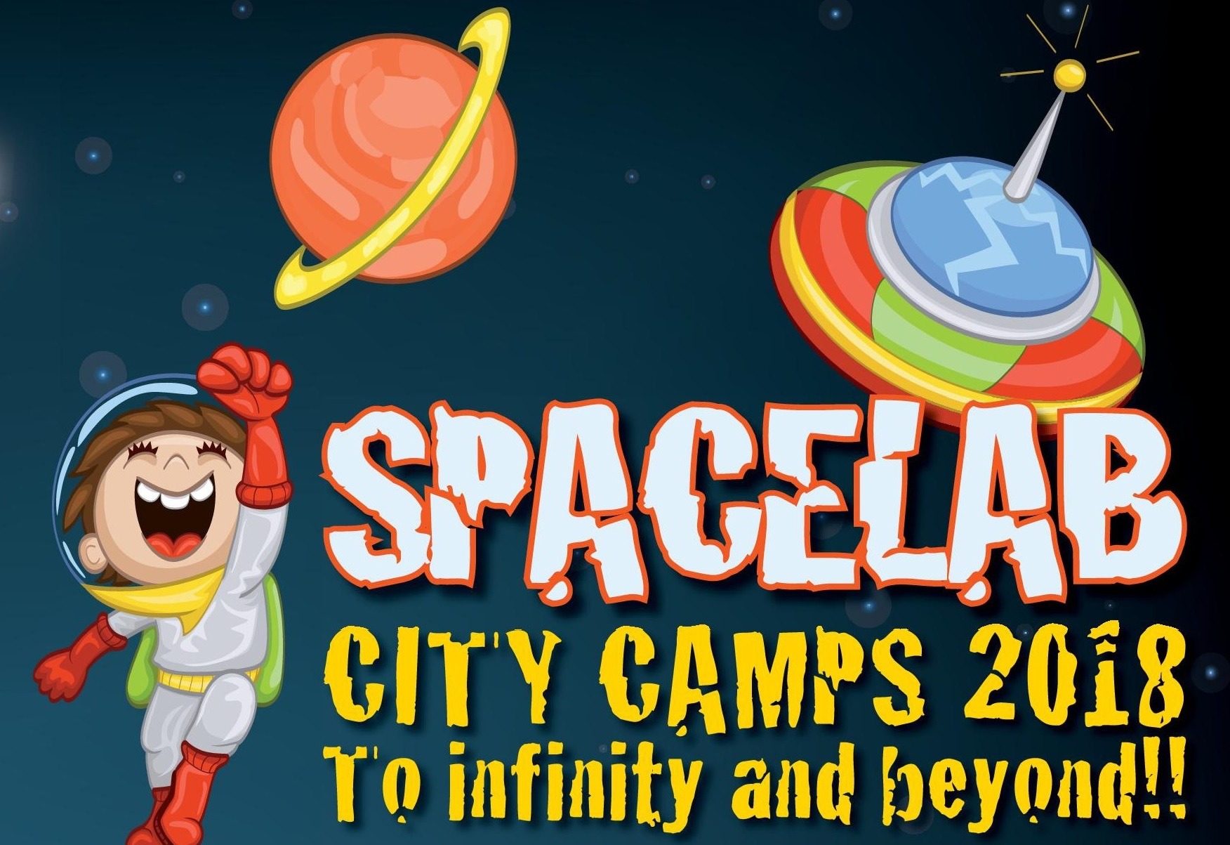Spacelab City Camp 2018